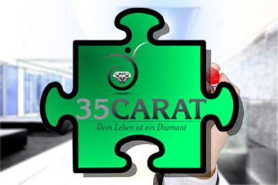 35 carat Tagesdiamanten